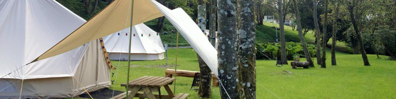 Bell Tent Side view2